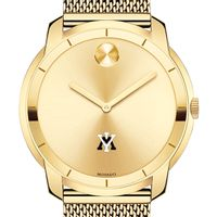 Virginia Military Institute Men's Movado Gold Bold 44