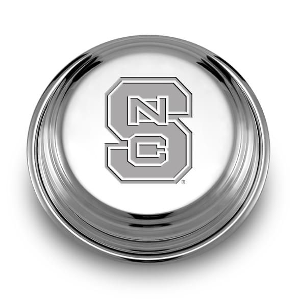 NC State Pewter Paperweight