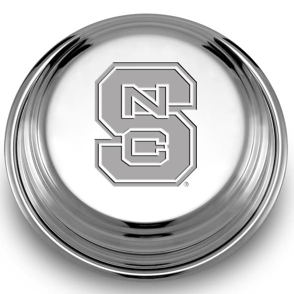 NC State Pewter Paperweight - Image 2