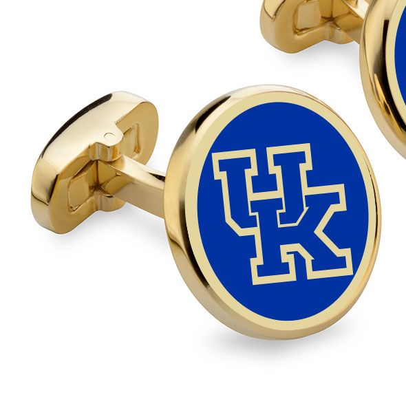 Kentucky Enamel Cufflinks - Image 2