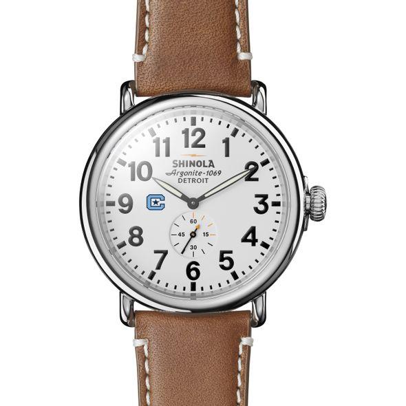 Citadel Shinola Watch, The Runwell 47mm White Dial - Image 2