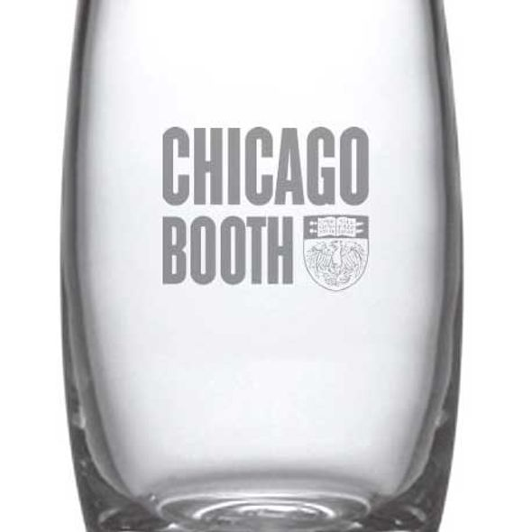 Chicago Booth Glass Addison Vase by Simon Pearce - Image 2