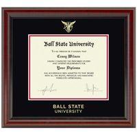 Ball State Diploma Frame, the Fidelitas
