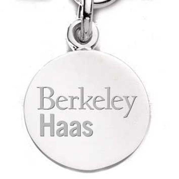 Berkeley Haas Sterling Silver Charm