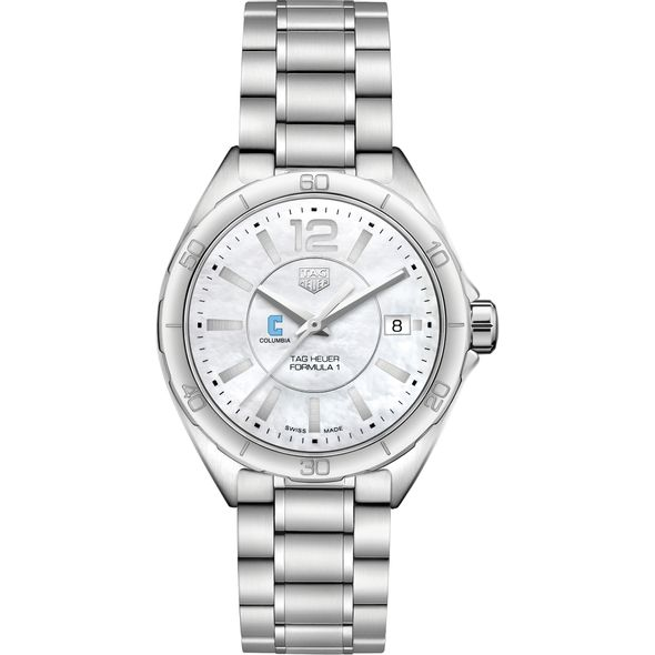 Columbia University Women's TAG Heuer Formula 1 with MOP Dial - Image 2