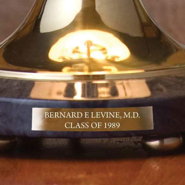 Berkeley Lamp in Brass & Marble - Image 3