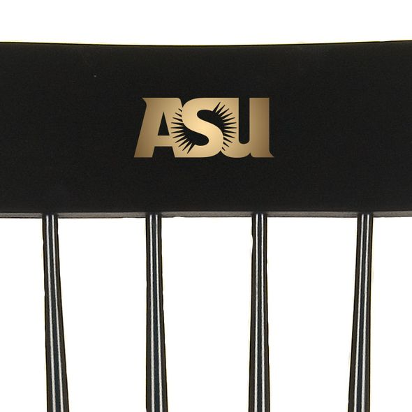 Arizona State Captain's Chair by Hitchcock - Image 2