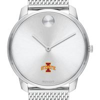 Iowa State University Men's Movado Stainless Bold 42