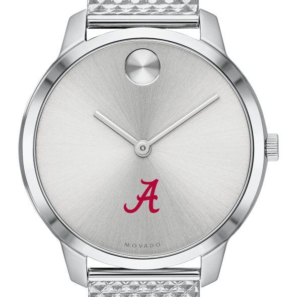 University of Alabama Women's Movado Stainless Bold 35