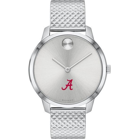 University of Alabama Women's Movado Stainless Bold 35 - Image 2