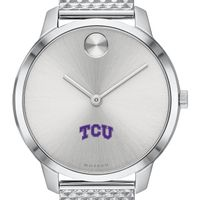 Texas Christian University Women's Movado Stainless Bold 35