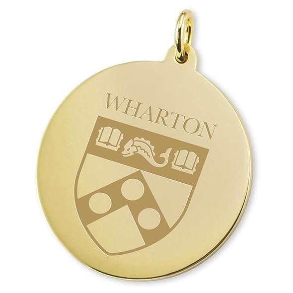 Wharton 18K Gold Charm - Image 2