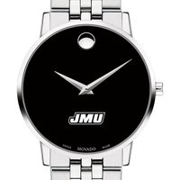 James Madison University Men's Movado Museum with Bracelet
