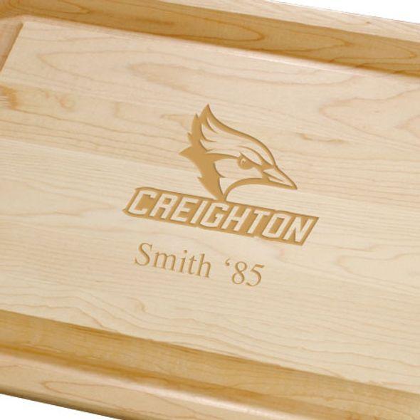 Creighton Maple Cutting Board - Image 2