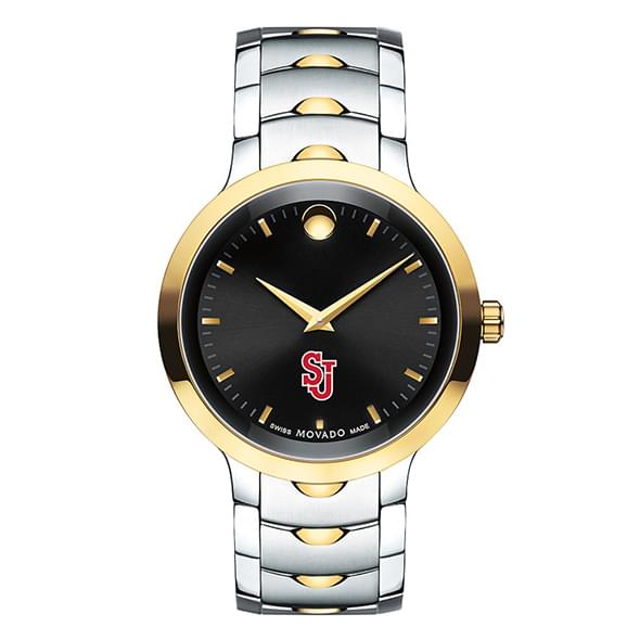 St. John's University Men's Movado Luno Sport Two-Tone - Image 2
