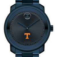 University of Tennessee Men's Movado BOLD Blue Ion with Bracelet