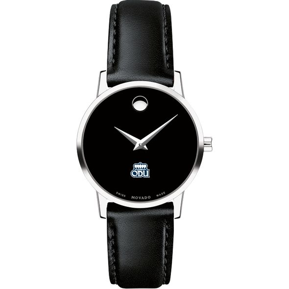 Old Dominion Women's Movado Museum with Leather Strap - Image 2