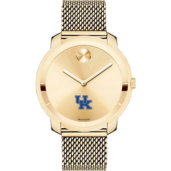 University of Kentucky Women's Movado Gold Bold 36 - Image 2