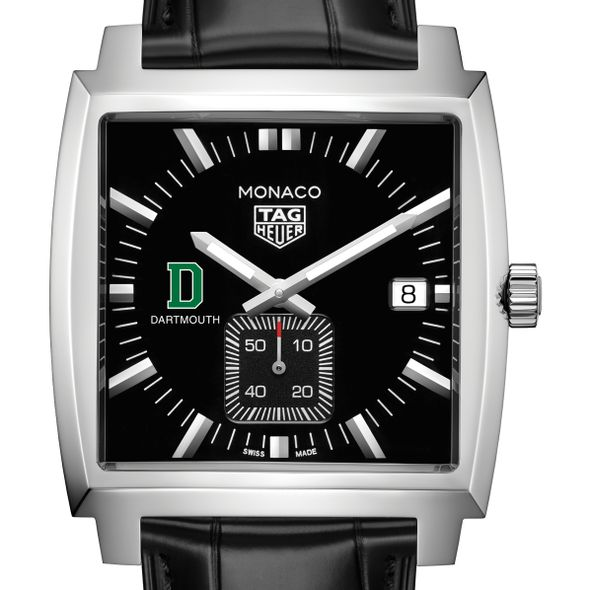 Dartmouth College TAG Heuer Monaco with Quartz Movement for Men