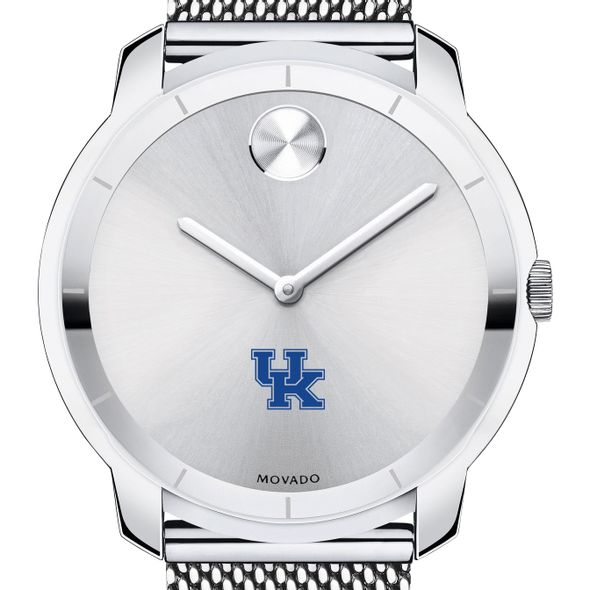 University of Kentucky Men's Movado Stainless Bold 44