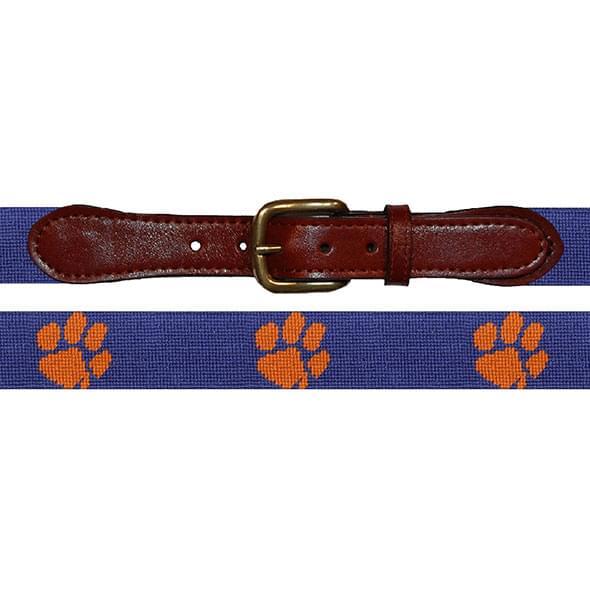 Clemson Men's Cotton Belt - Image 2