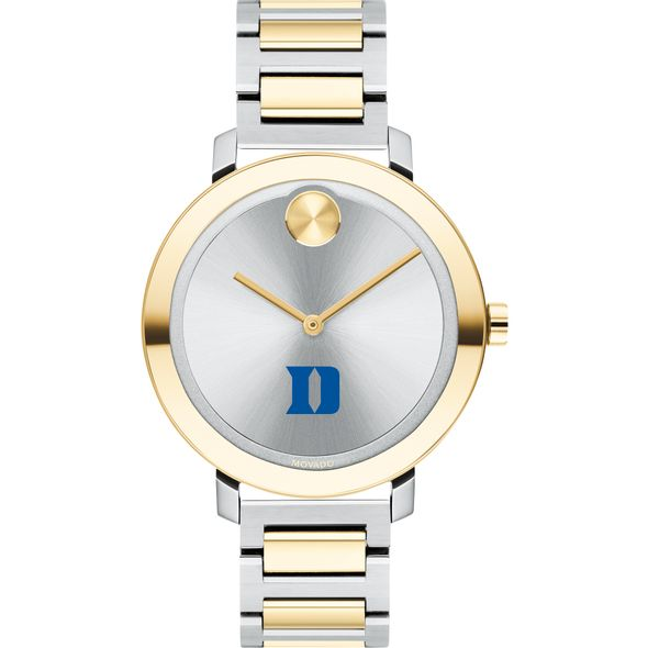 Duke University Women's Movado Two-Tone Bold 34 - Image 2