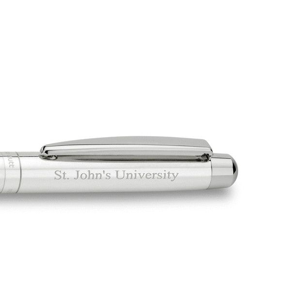 St. John's University Pen in Sterling Silver - Image 2