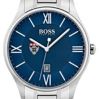 Harvard Business School Men's BOSS Classic with Bracelet from M.LaHart