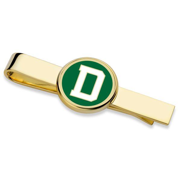Dartmouth College Enamel Tie Clip - Image 1