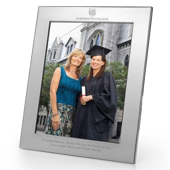 Dartmouth Polished Pewter 8x10 Picture Frame - Image 2