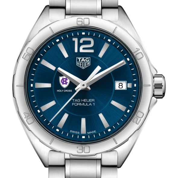 Holy Cross Women's TAG Heuer Formula 1 with Blue Dial