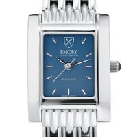 Emory Women's Blue Quad Watch with Bracelet