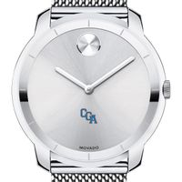 US Coast Guard Academy Men's Movado Stainless Bold 44