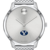 Brigham Young University Women's Movado Stainless Bold 35
