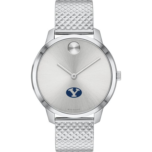 Brigham Young University Women's Movado Stainless Bold 35 - Image 2