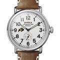 Colorado Shinola Watch, The Runwell 41mm White Dial - Image 1