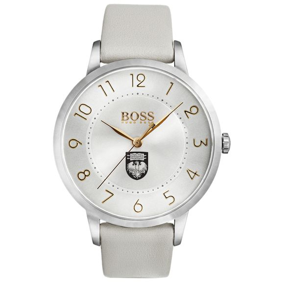 University of Chicago Women's BOSS White Leather from M.LaHart - Image 2