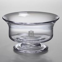 Marquette Medium Glass Revere Bowl by Simon Pearce