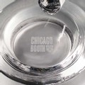Chicago Booth Glass Wine Coaster by Simon Pearce - Image 2