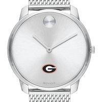 University of Georgia Men's Movado Stainless Bold 42
