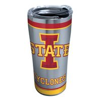 Iowa State 20 oz. Stainless Steel Tervis Tumblers with Hammer Lids - Set of 2
