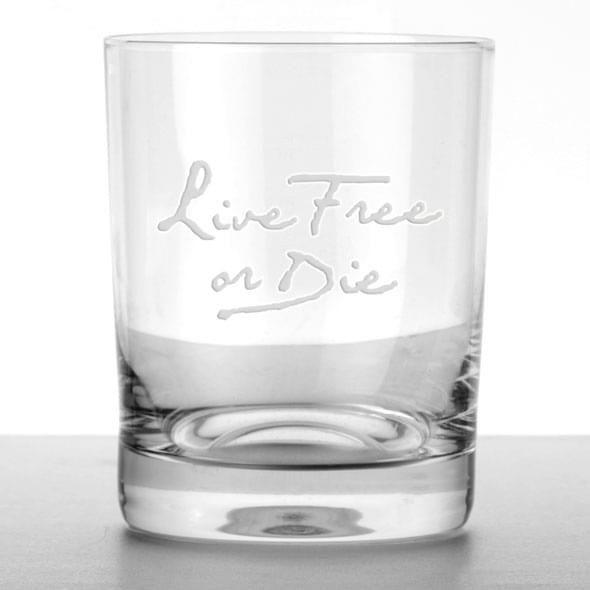 """""""Live Free or Die"""" Tumblers- Set of 4 - Image 1"""