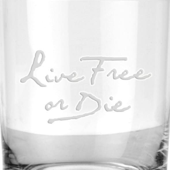 """""""Live Free or Die"""" Tumblers- Set of 4 - Image 2"""