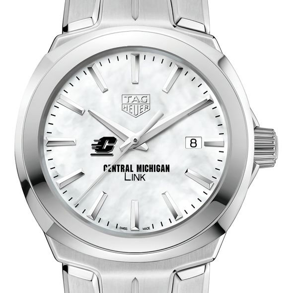 Central Michigan TAG Heuer LINK for Women