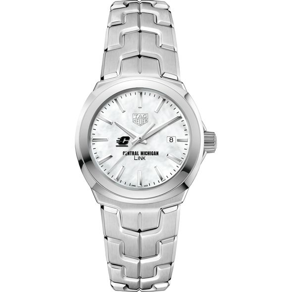 Central Michigan TAG Heuer LINK for Women - Image 2