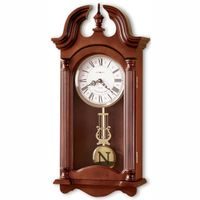 Northwestern Howard Miller Wall Clock