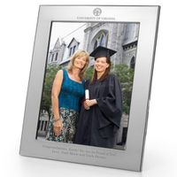 UVA Polished Pewter 8x10 Picture Frame
