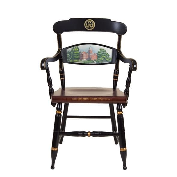 Hand-painted Georgia Tech Campus Chair by Hitchcock