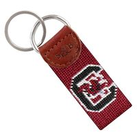 South Carolina Cotton Key Fob