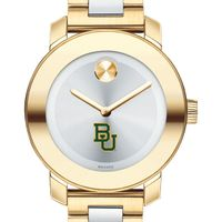 Baylor University Women's Movado Two-Tone Bold